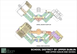 For easier viewing - floor plan of the new school.