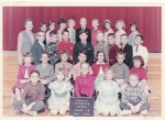 Thomas Fitzwater - Grade 3B - Back row: Mrs. Wilson, Suzanne Phipps, Marie JGuilianni, Connie Willard, Sandy ?, Greg Lon